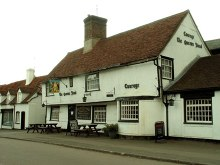Harlow, 'The Queen's Head' inn, Essex © Robert Edwards